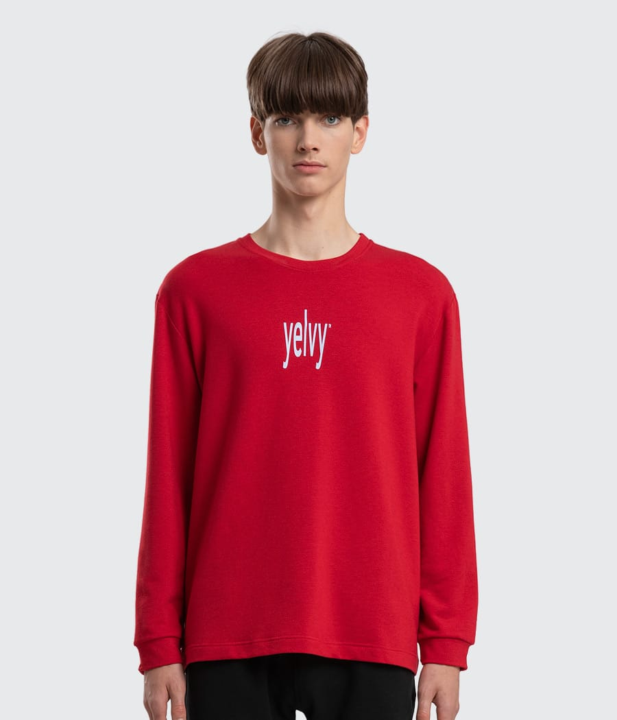 confiné long sleeve chili