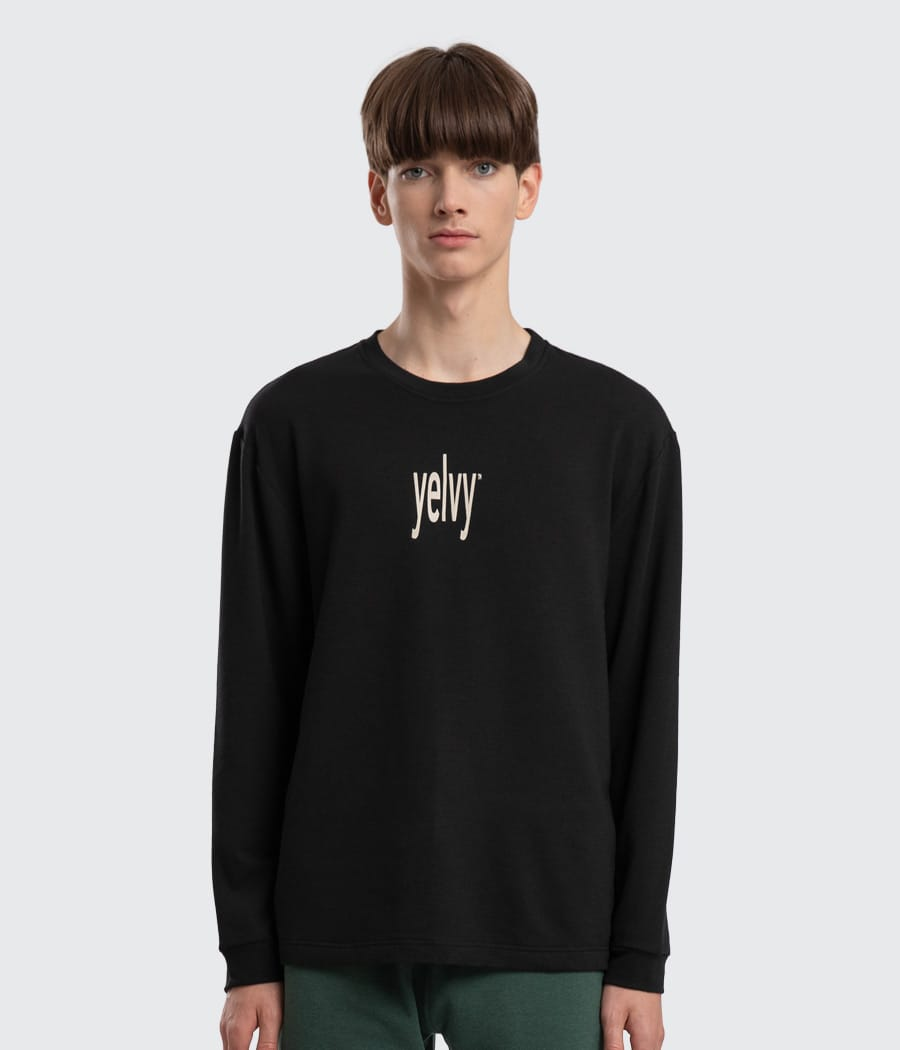 confiné long sleeve black